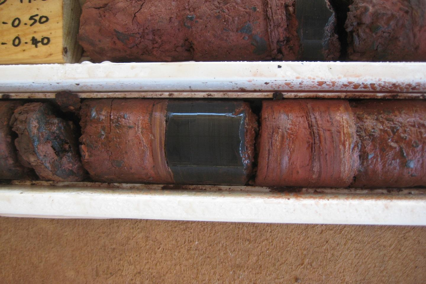 Element 25 tables outstanding manganese numbers in Pilbara