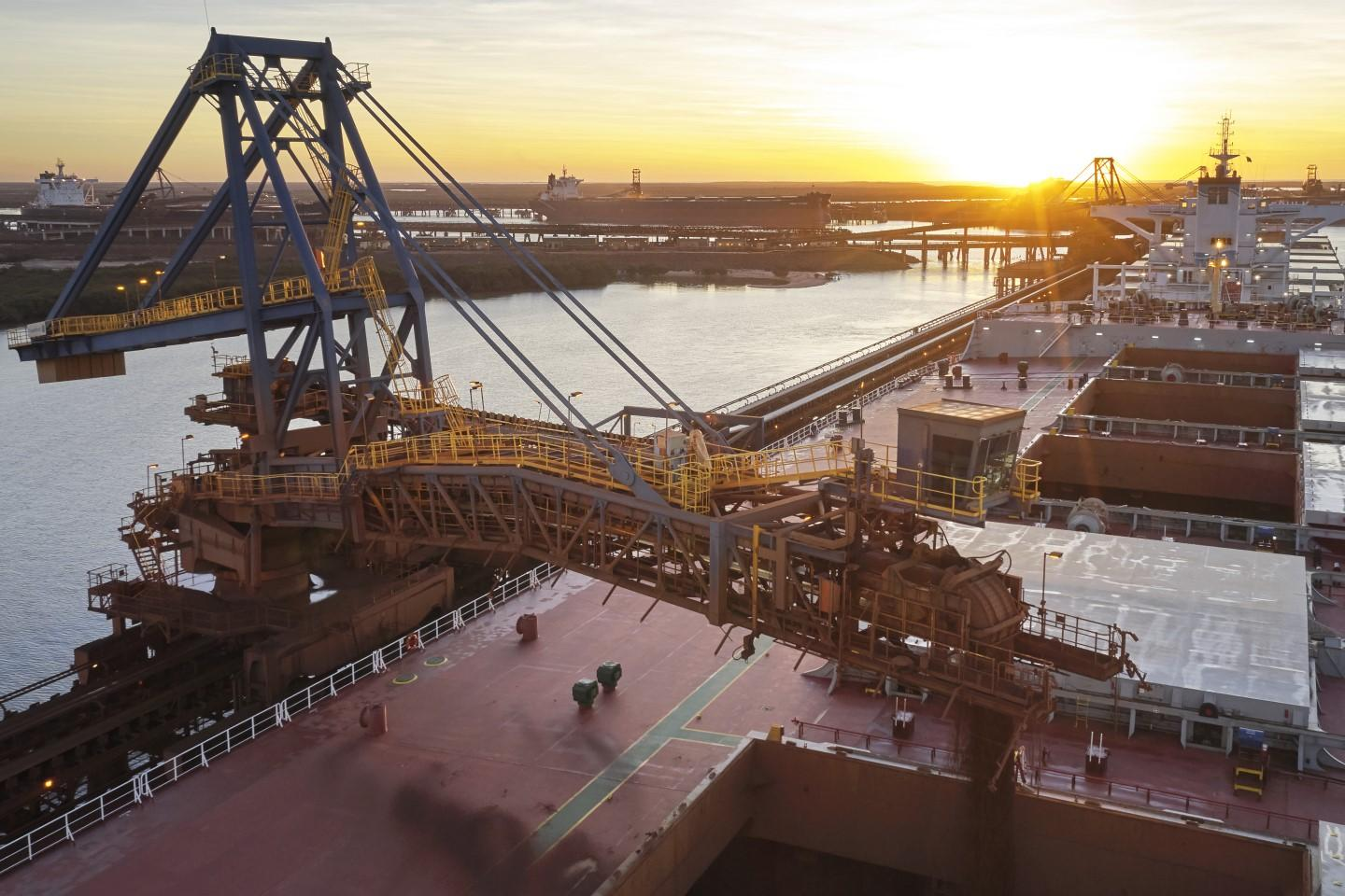 Fortescue's value tops Wesfarmers