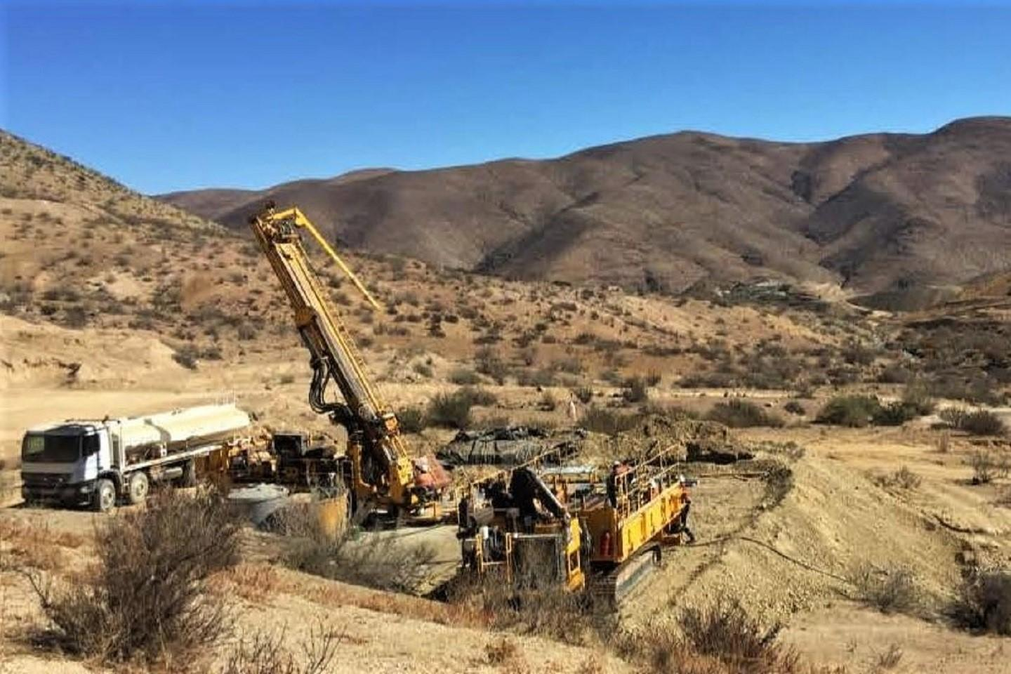 Hot Chili extends copper-gold core to 800m depth in Chile
