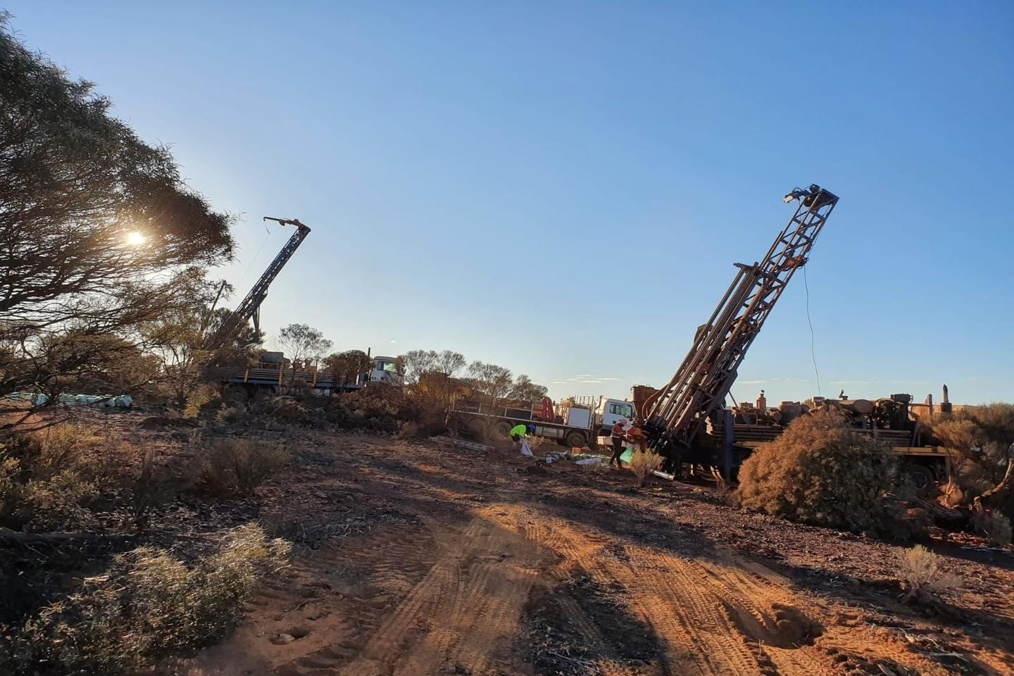 Middle Island gold resource on the rise at Sandstone