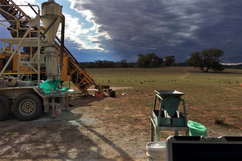 Godolphin strikes gold in NSW Lachlan Fold Belt