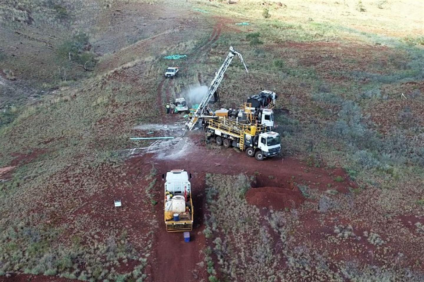 Kairos' pile of Pilbara gold targets grows