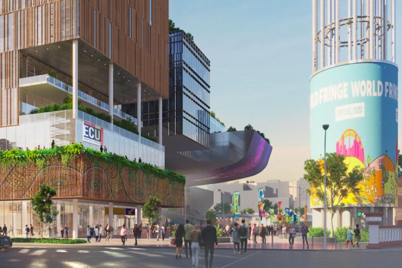 ECU to build $695m CBD campus