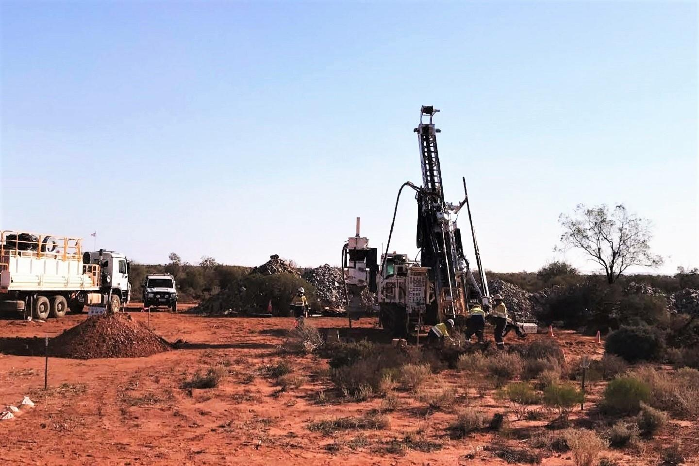 Victory steps up Coogee high-grade gold search