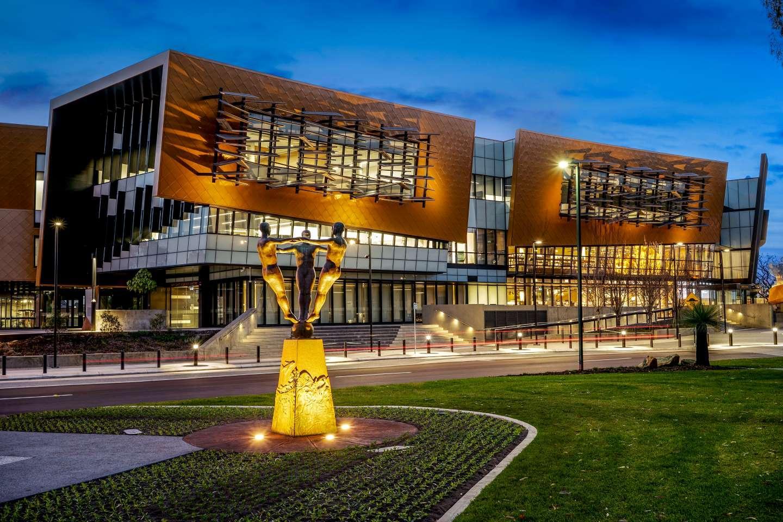 Belmont opens $38m hub