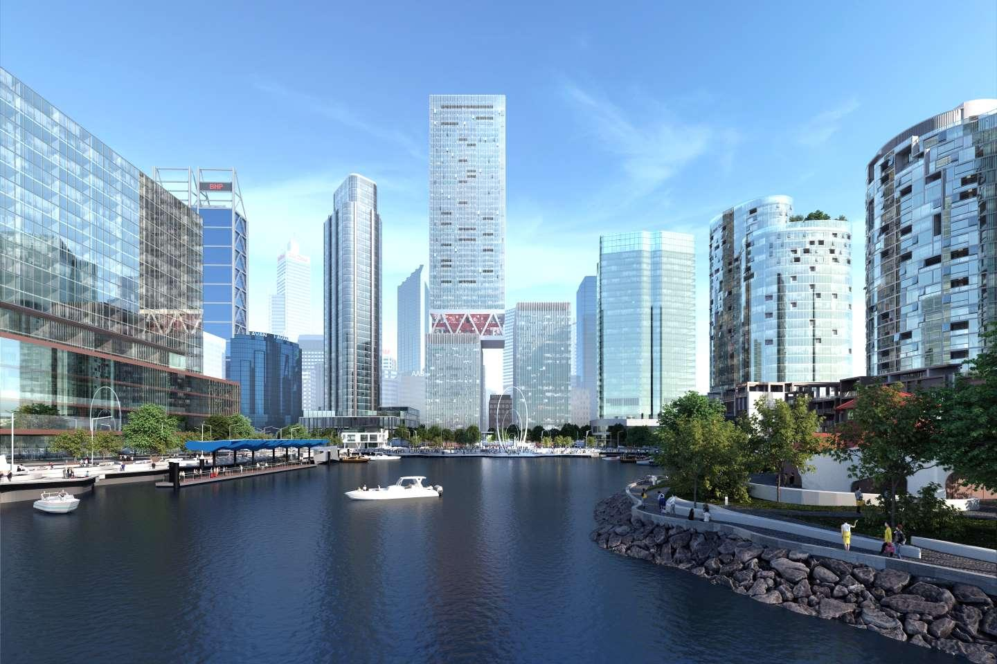 Brookfield's towers approved