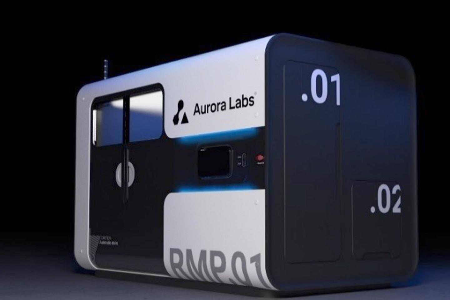 Aurora on track to commercialise 3D printing tech