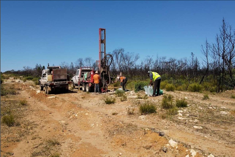 Oakdale wraps up halloysite-kaolin project drilling