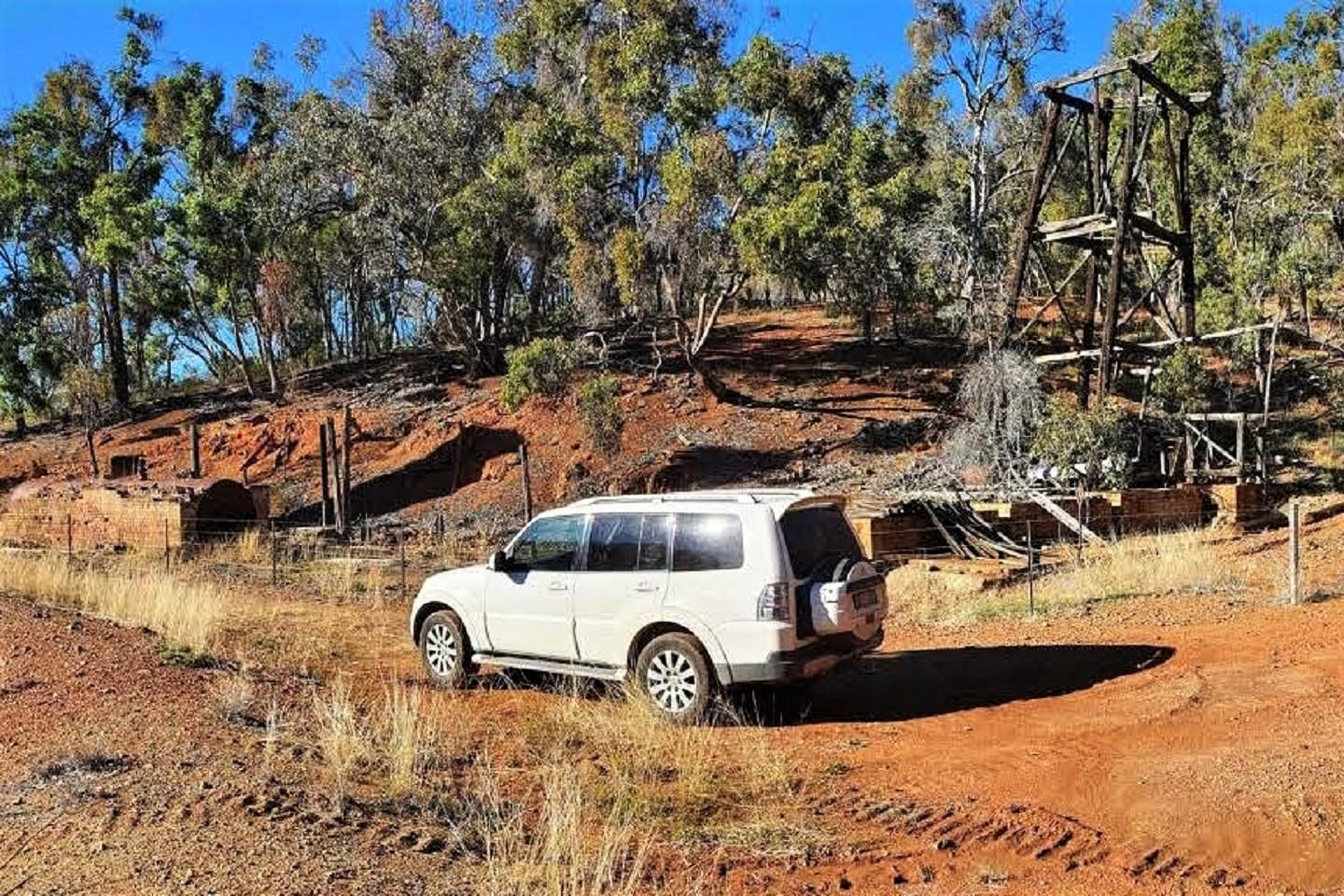 Comet sights copper mineralisation on NSW project