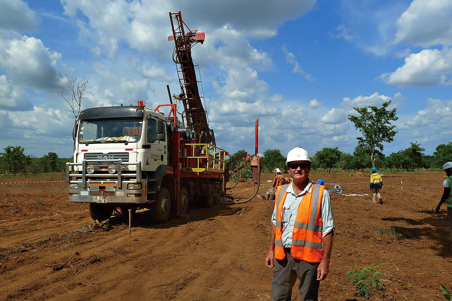 High-grade gold hits rolling in for Mako in Cote d'Ivoire