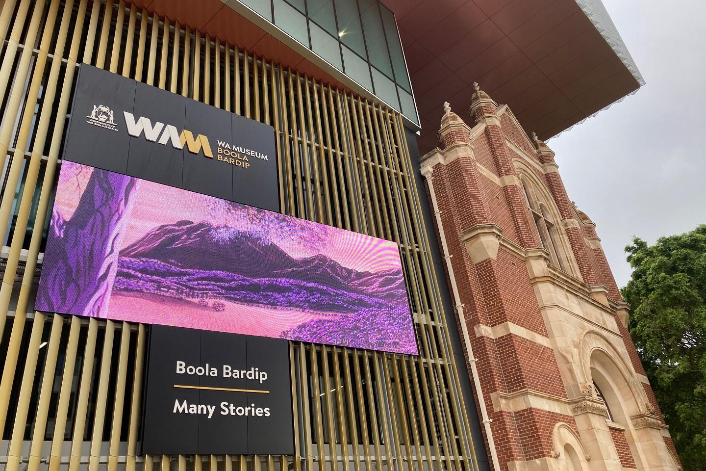$1.6m for Aboriginal public art