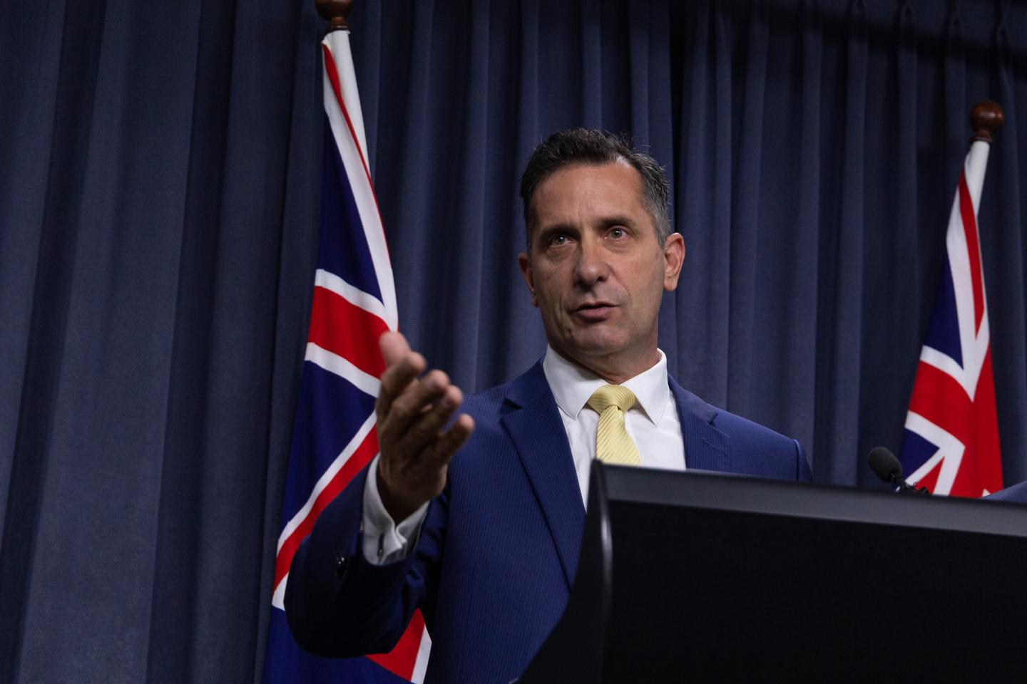 """""""It's time Canberra made a decision"""": Papalia"""