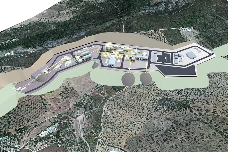 Infinity lands key Spanish processing permit