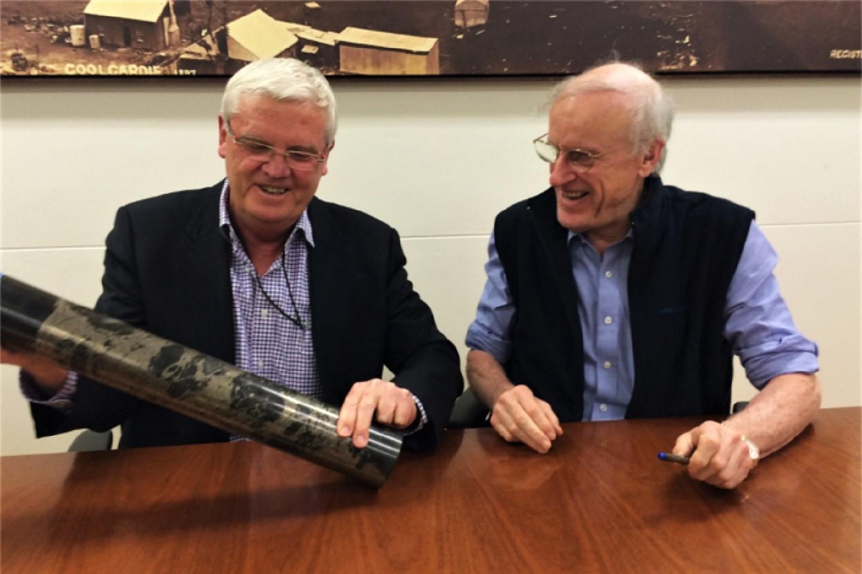 Legend highlights new nickel target at Hurley