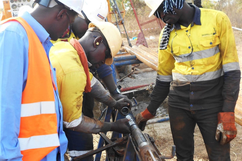 Mako reels off more Cote d'Ivoire gold hits