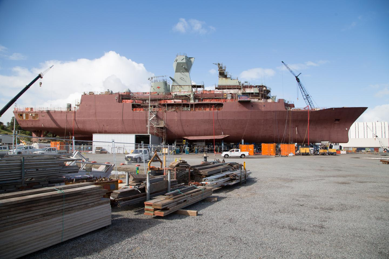 State eyes new $500 million dry dock