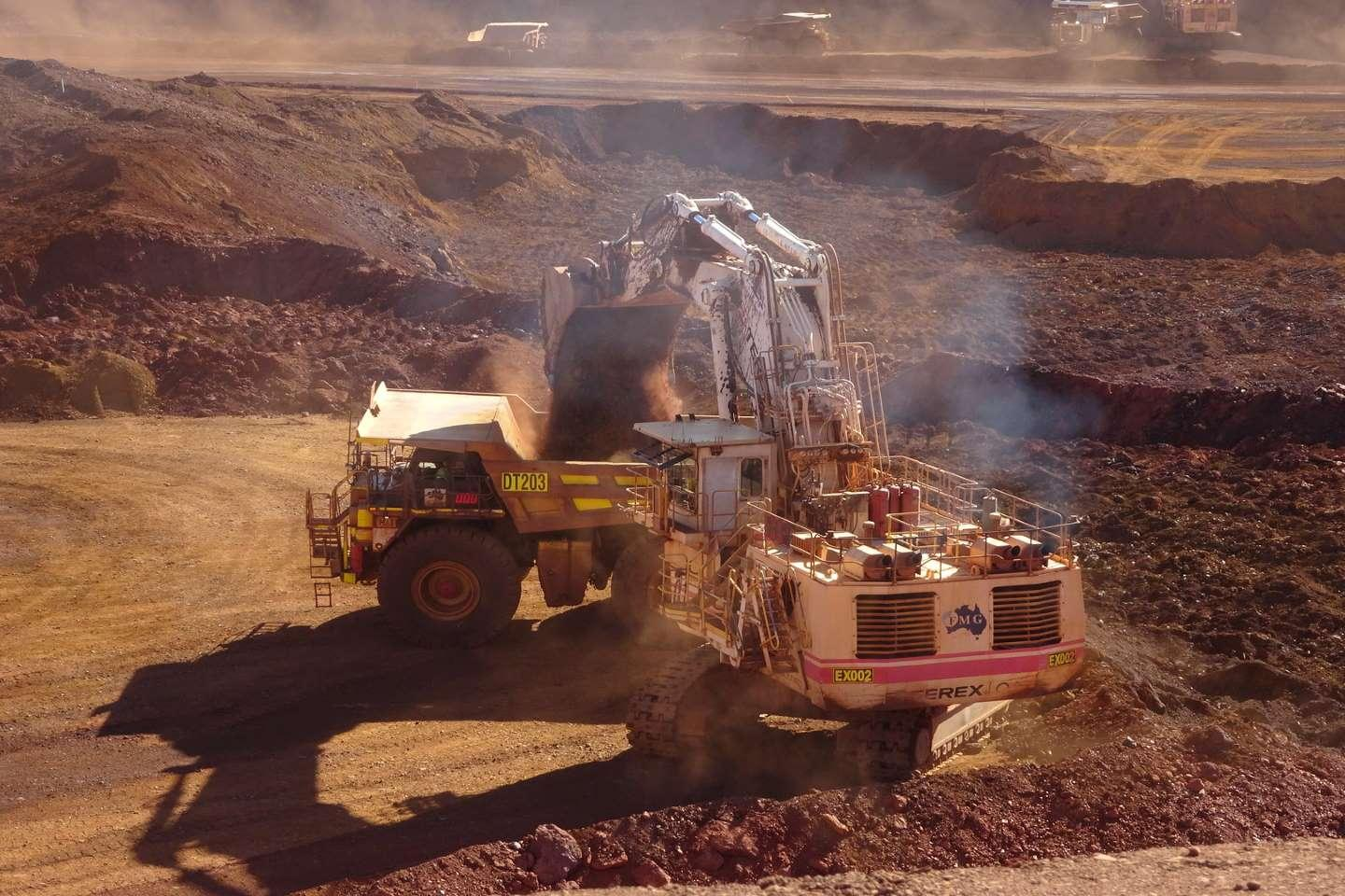Minister rules out Chinese iron ore levies