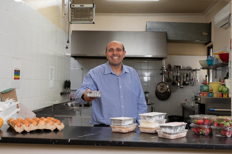 St Pat's program feeds Fremantle opportunity