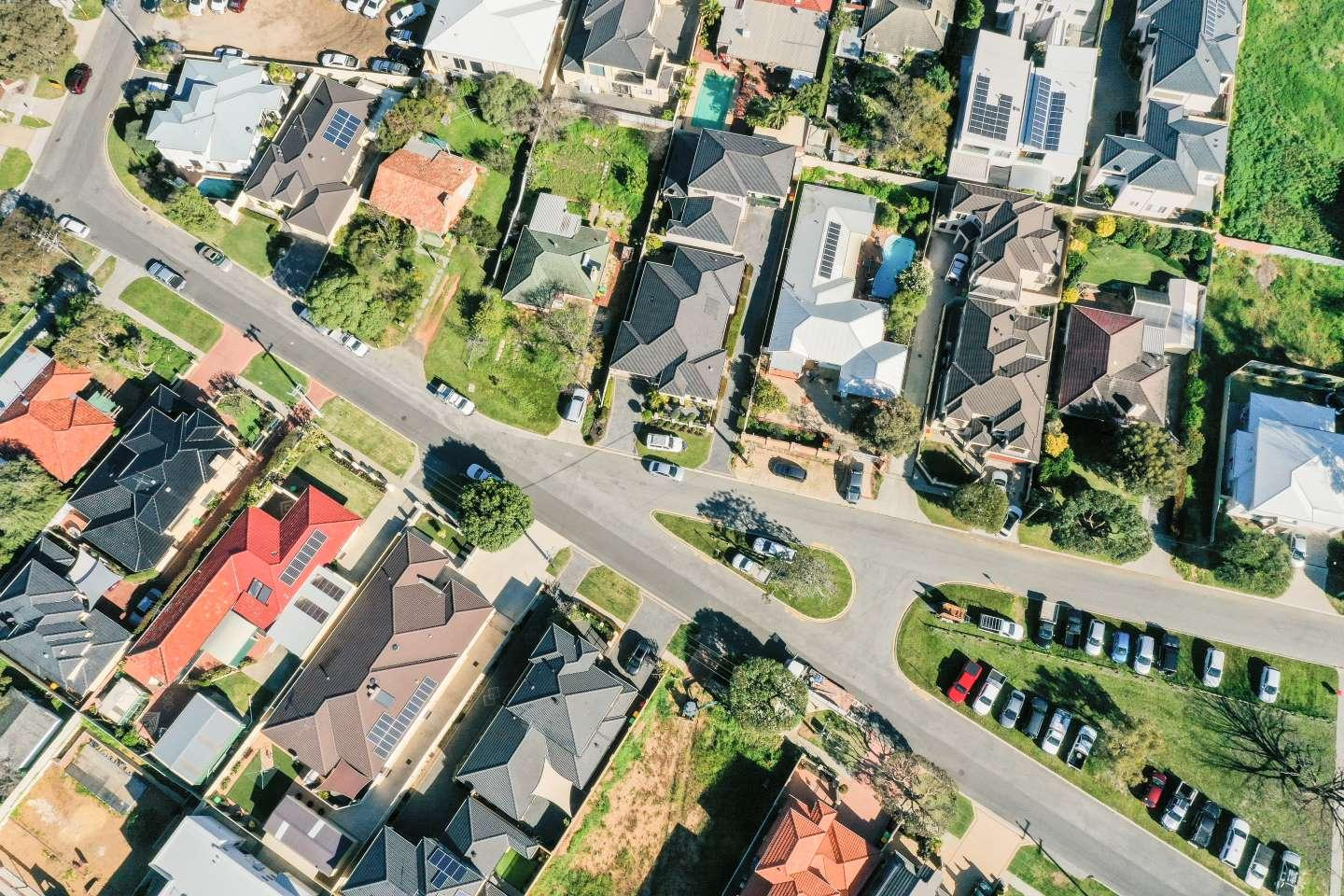 Perth property heating up