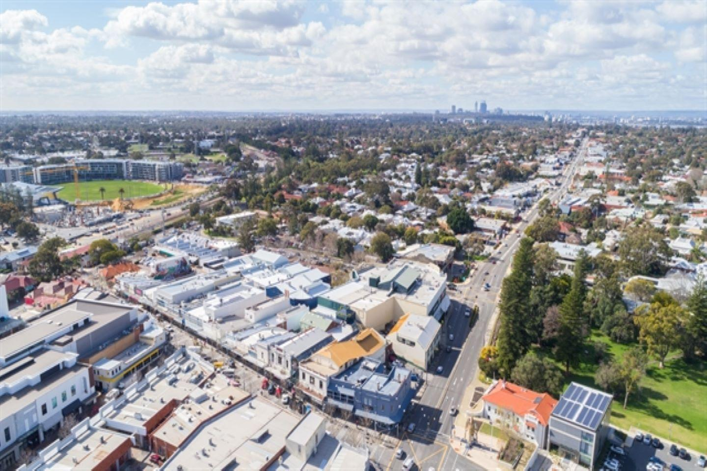 Mixed results for Perth's retail strips