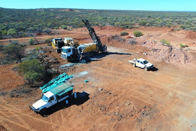 Emu flies into WA gold drilling