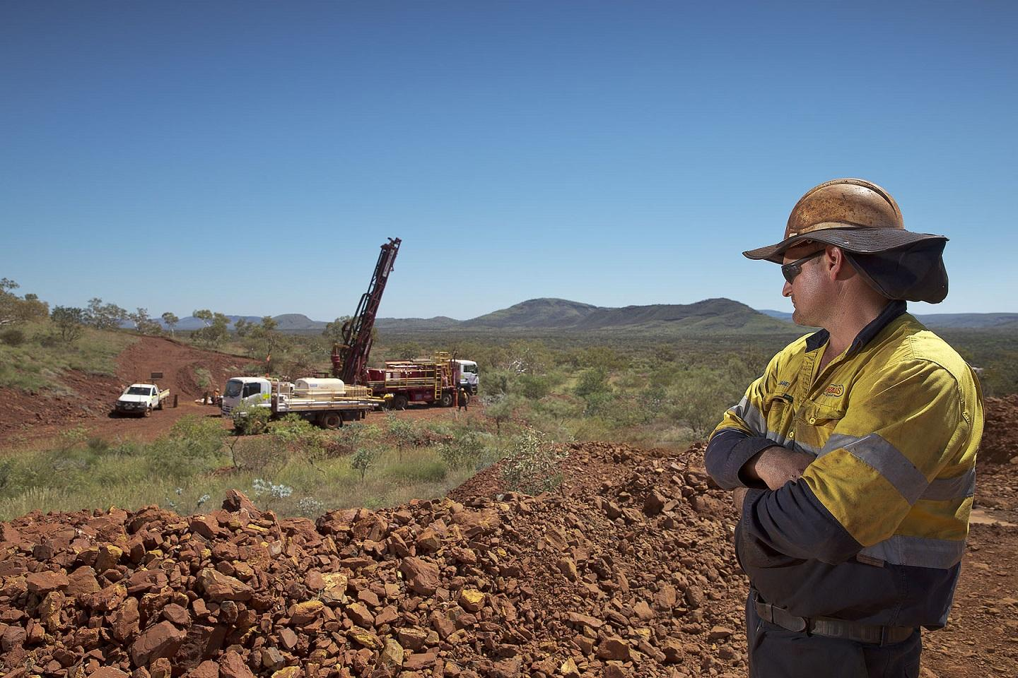 Podium extends Parks Reef PGM discovery
