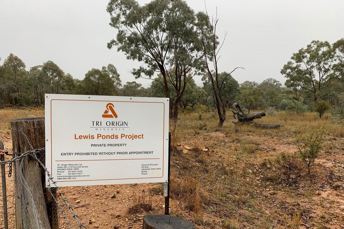 Godolphin reveals new gold-focused Lewis Ponds resource
