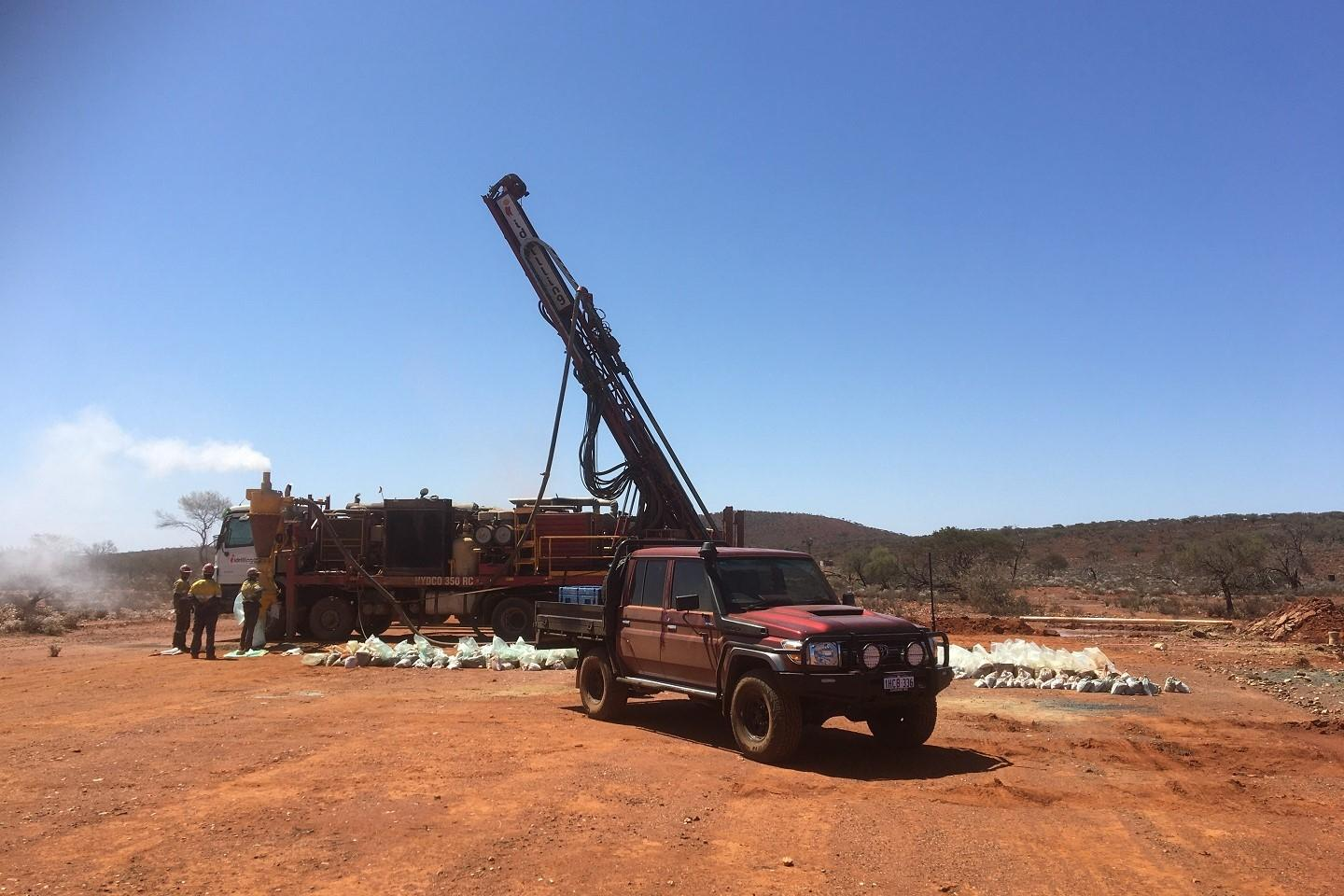 Surefire eyes rapid return to Yidby gold drilling