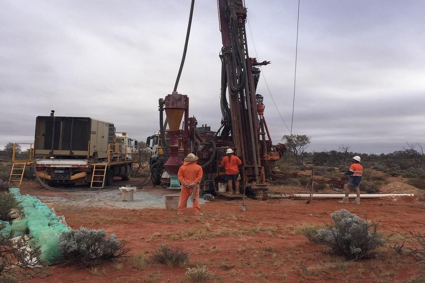 Indiana completes maiden drilling in SA gold hunt
