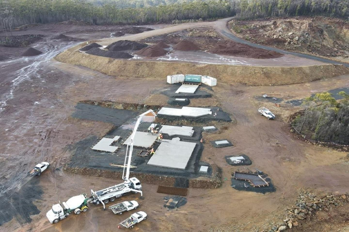 Venture gears up for Tassie iron ore production