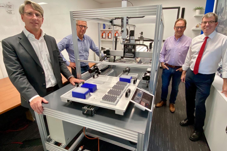 WA company develops new virus tester
