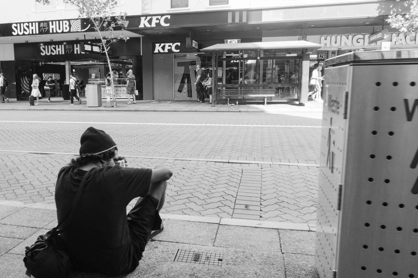 Homelessness a key state poll issue