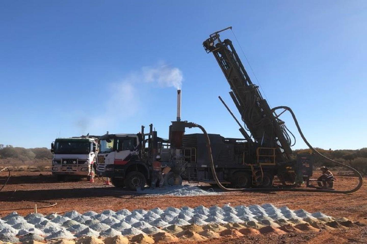 Podium drilling to fill the gaps in Parks Reef PGM discovery