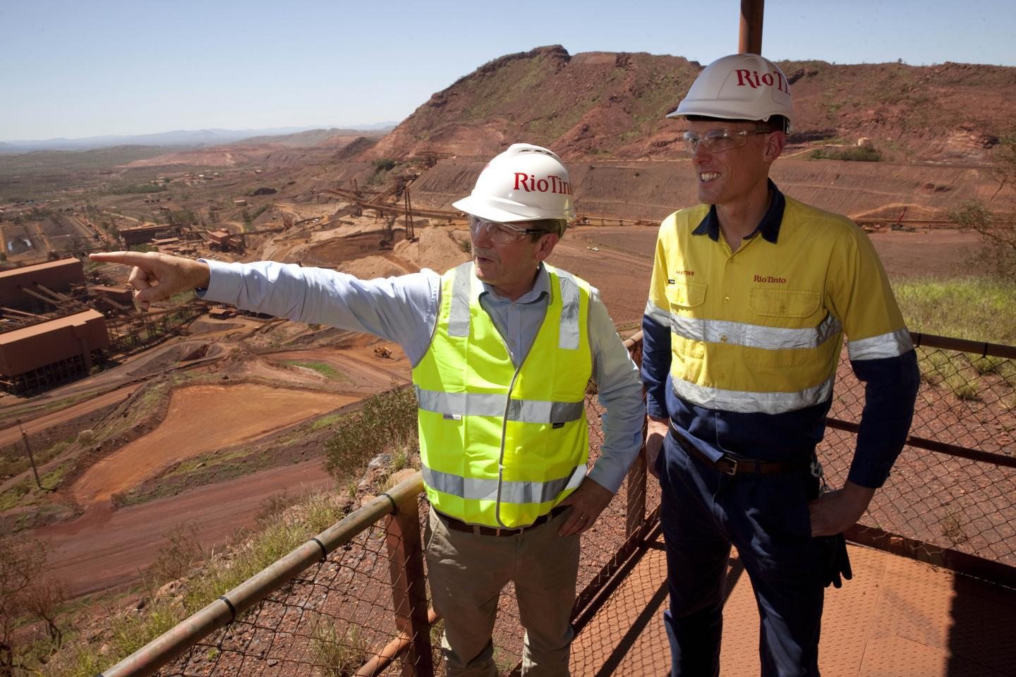 Big miners to lift sustainability reporting