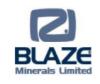 Blaze Minerals