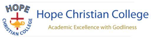 Hope Christian College