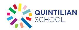 The Quintilian School